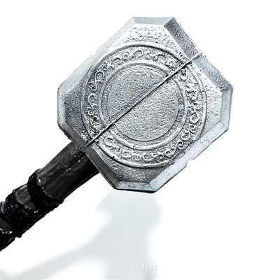 72 centimetri Infinity Guerra Thor Arma Stormbreaker Fatti A Mano Ascia Cosplay Avengers 3 Thor Ascia Costume di Halloween Del Partito di Travestimento Fresco Prop