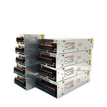 Adaptateur d'alimentation à boîtier métallique, AC110/220V à DC5V 2/3/5/6/8/10/12/20/30/40/60/70A pour bande de pilote Led CCTV transformateur
