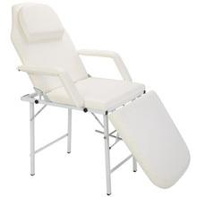 HZ018 Portable Adjustable Dual-Purpose Barber Chair White