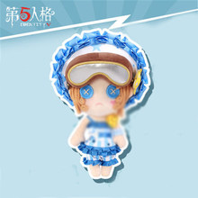 1pcs Cute Anime Game Identity V Survivor Tracy Mechanic Original Skin Dress Up Plush Doll Toy Cosplay Prop Decor Women Men Gift(China)
