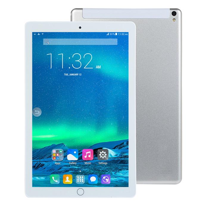 6G+128GB 10.1 Inch Android 8.0 10 Core Tablet Pc Dual SIM Card 4G Call Phone WIFI Bluetooth GPS Tablets  Kids Tablets