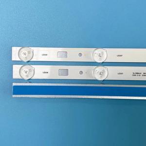 "Image 2 - LED 백라이트 스트립 8 삼성 소니 32 ""TV KDL 32RD303 KDL 32R303C KDL 32R303B IS4S320DNO01 LM41 00091J LM41 00091K A/B"