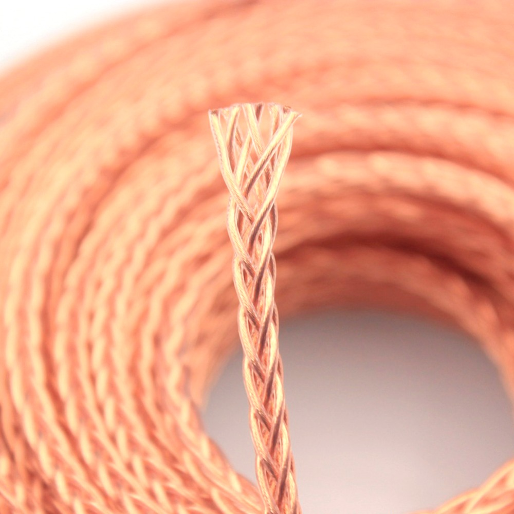 Free-Shipping-Haldane-8-Cores-7N-OCC-Single-Crystal-Copper-Headphone-Upgrade-Cable-for-Meze-99 (1)