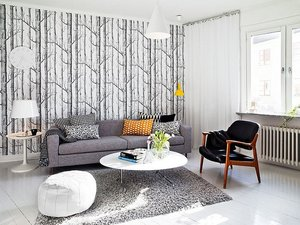 Image 4 - 0.45*6m פרחוני טפט לקירות ריהוט ויניל עצמי דבק טפט עבור מלון סלון חדר אמבטיה חדר שינה בית דקור