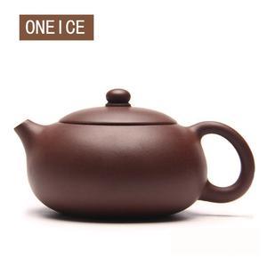 Image 5 - Chinese Yixing Clay Tea Pot Kungfu Hand Made Pot Dahongpao Mud Tea Set Teapots 188 Ball Hole 290ml