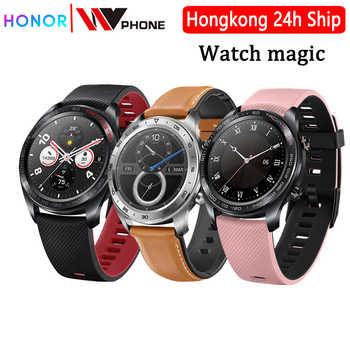 huawei watch magic Honor Watch Magic SmartWatch Heart Rate WaterProof Tracker Sleep Tracker Working - DISCOUNT ITEM  20 OFF All Category