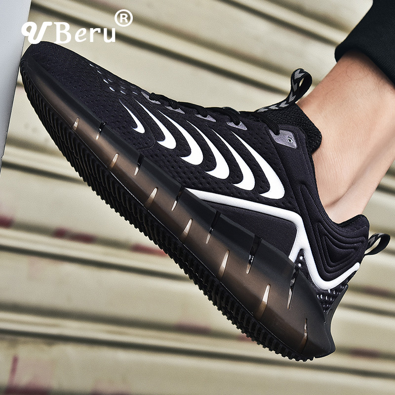 2020 High Quality Men's Sneakers Outdoor Luminous Men's Shoes Comfortable And Breathable Men's Running Shoes Casual Non-slip