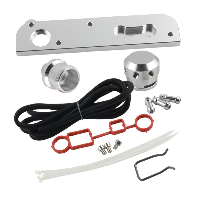 Заготовка PCV комплект стирания пластина обновление адаптер для Volkswagen (VW) / Audi / seat / Skoda EA113 двигатели qt3001