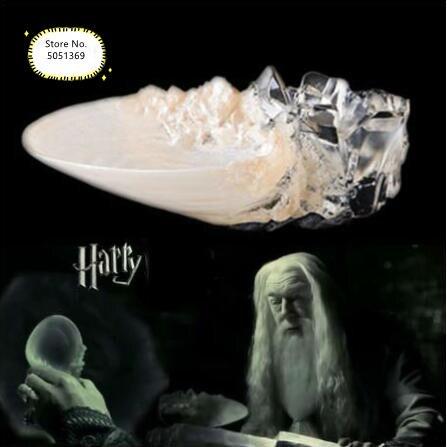 HARRY Peripherals Dumbledore VS Voldemort Crystal Cup Cosply Properties Figure Toy Model S156