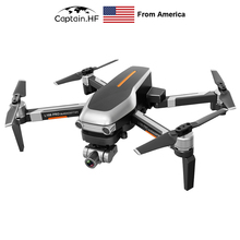 US Captain L109PRO GPS Drone 4K Quadcopter, Mechanical 4-axis Aircraft,  5G WiFi FPV HD ESC Camera Brushless UAV Drone, 25m Fly цена 2017