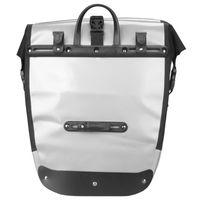 New B SOUL Waterproof Bicycle Pannier Bag Large Capacity MTB Mountain Road Bike Cycling Rear Rack Seat Bags Cycle Accessories