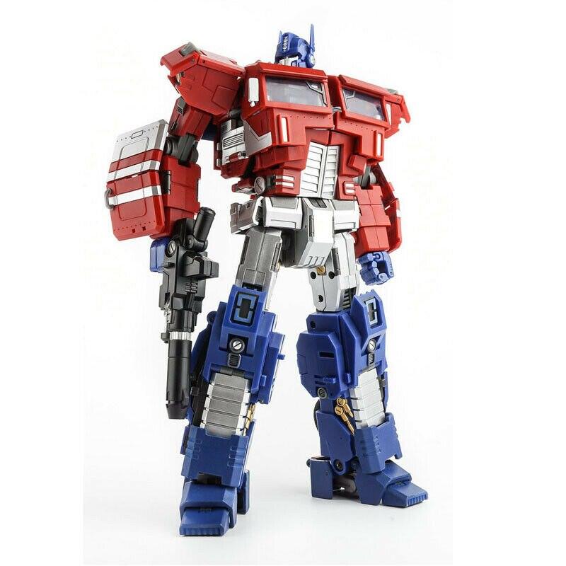 Nouvelle Transformation DaBan 9907 OP commandant camion déformation Commader OPtimus figurine d'action primaire Robot jouets avec boîte