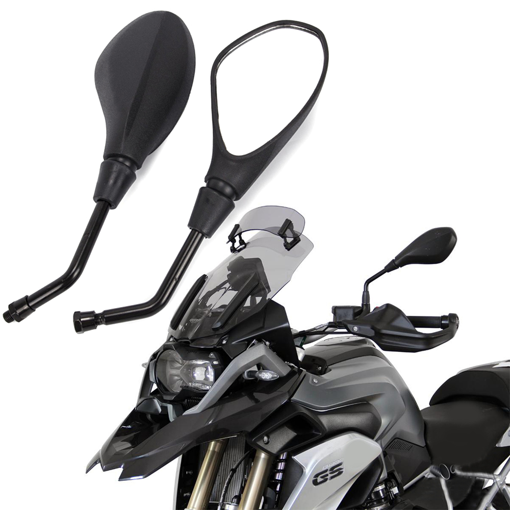 Motorcycle Rearview Side Mirror For BMW R1250GS R1200GS F850GS R NINE T R 1200 GS E-Bicycle Clockwise Convex Accessories