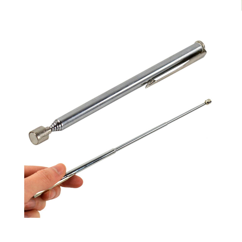 Telescopic Magnetic Pick Up Tools Portable Telescopic Easy Magnetic Pick Up Rod Stick Extending Magnet Handheld Tool Hand Tools