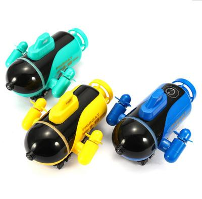 Hotty Toy 777-219 RC Boats Radio Remote Control Sport 4CH Mini Boats Model Submarine Power  Toy