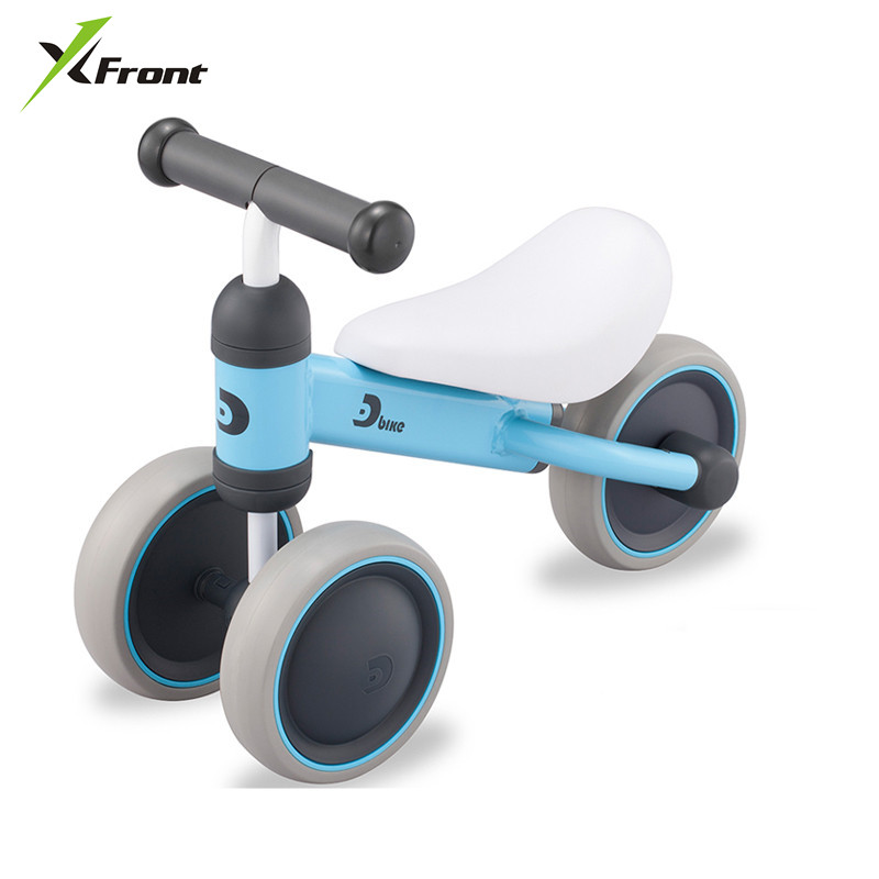 New brand children's bicycle balance scooter walker infant 1-3years Tricycle for driving bike gift for newborn Baby buggy image