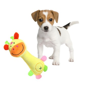 Plush Dog Toy 1
