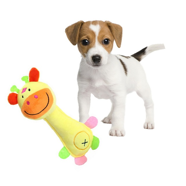 Plush Dog Toy 1