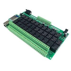 Image 3 - Kincony Domotica Hogar WiFi IP röle akıllı ev otomasyon modülü denetleyici 32 anahtarı kontrol kanalı 6CH güvenlik Alarm sensörü