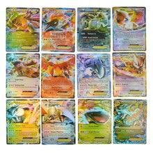 Offre Spéciale Cartes Pokemon GX EX MÉGA ÉQUIPE BRILLANT Cartes Pokemon Booster Boîte de Collection de Cartes à Collectionner Jeu Jouet Pour Les Enfants de Garçons