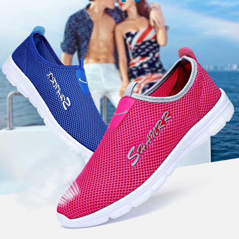 2019 sandalet gündelik erkek ayakkabısı 36 moda sevgilisi ayakkabı kadın açık yürüyüş botları tatil ev kadın plaj ayakkabısı artı boyutu 48