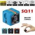 Мини-камера SQ11 HD 1080P с датчиком умного дома, небольшая инфракрасная камера видеонаблюдения с ночным видением