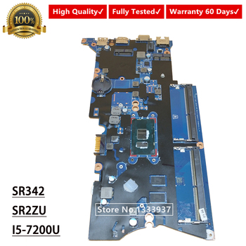 For HP Probook 440-G4 430-G4 440 G4 430 G4 MAIN BOARD SR342 I5-7200U DDR4 DA0X81MB6E0 Laptop Motherboard