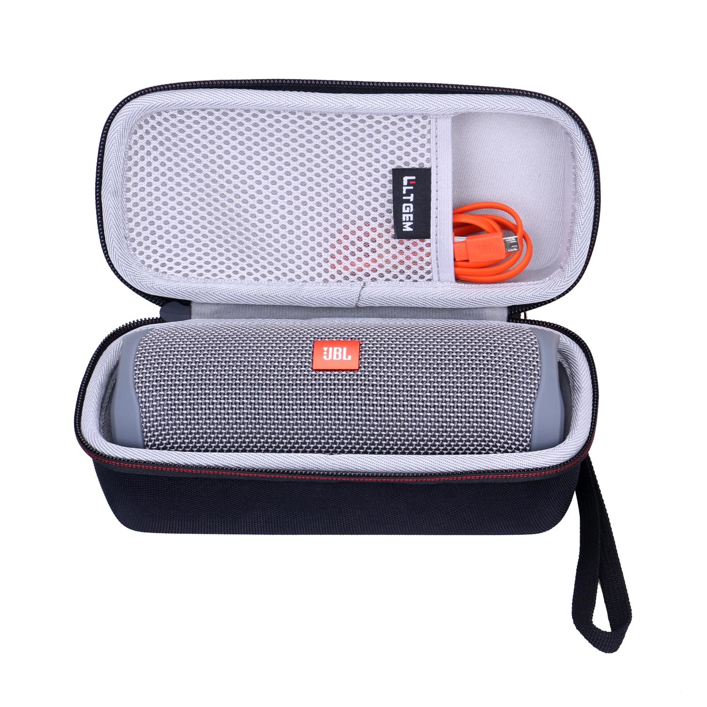 LTGEM Waterproof EVA Hard Case For JBL Flip 5 Speaker