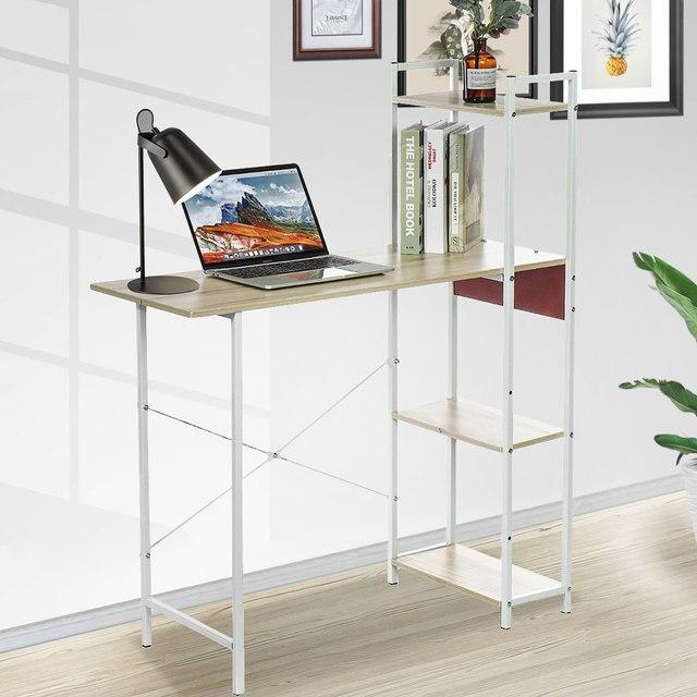 Book Shelf Desk Combo 4
