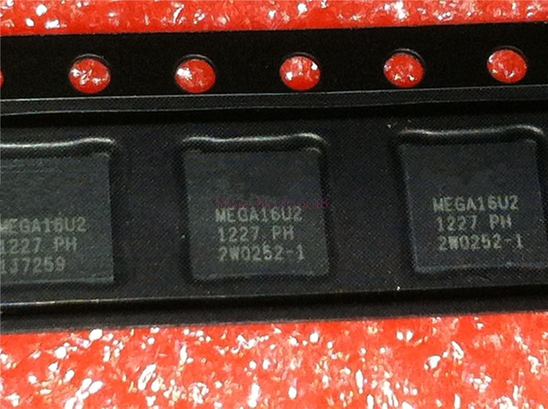 1pcs/lot ATMEGA16U2-MU MEGA16U2-MU ATMEGA16U2 MEGA16U2 QFN-32