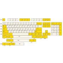 Serika Sublimation PBT Large Complete Key Cap Mechanical Keyboard Dedicated Personality DIY Customization Keycaps недорого