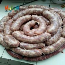 Инструменты для упаковки колбасы 14 м* 40 мм трубка для приготовления колбасы корпус для колбасы машина хот-дог гамбургер инструменты для приготовления пищи съедобные кожухи