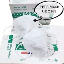5-100 шт. FFP3 респиратор коробка маска CE защитный лицевой щиток, способный преодолевать Броды для взрослых многоразового использования с много...