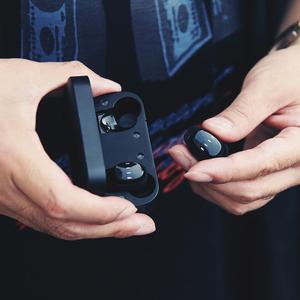 Image 2 - Youpin FIIL T1X Vero Sport Senza Fili Bluetooth Auricolari Bluethooth 5.0 Auricolare Riduzione Del Rumore Con Il Mic di Controllo Touch Auricolari
