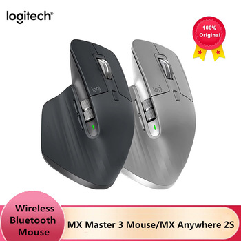 Original Logitech MX Master 3/Master 2S/Anywhere 2S Wireless Mouse Wireless Bluetooth Gaming Mouse Office Mouse for laptop pc 1