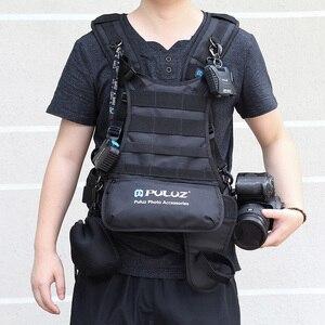 Image 5 - Universal Multi functional Double Shoulder Camera Strap Camera Harness Belt Photo Accessories for SLR/DSLR Cameras