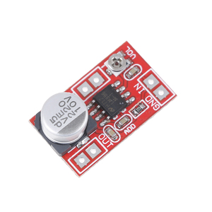 1PC AD828 Stereo Dynamic Microphone Preamplifier Board MIC Preamp Module DC 3.8V-15V Electronic Component