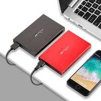 "Blueendless Portable External Hard Drive 2.5"" USB3.0 500GB 1TB 2TB 250GB Disco Duro Externo Hard Disk Hd Externo 250GB"