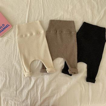 Spodnie dla niemowląt spodnie dla niemowląt z wysokim stanem spodnie dla niemowląt noworodek legginsy dla niemowląt leginsy dla niemowląt z bawełny elastyczna odzież wierzchnia tanie i dobre opinie CN (pochodzenie) Unisex W wieku 0-6m 7-12m 13-24m Drukuj Dla dzieci REGULAR baby pants Pełnej długości COTTON Moda Pasuje prawda na wymiar weź swój normalny rozmiar