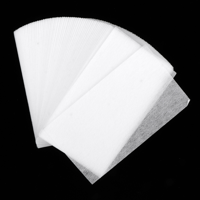 1 paquet 120 pièces/lot blanc faire des cheveux bouclés papier spécial cheveux blanchiment épaissir papier Perm papier électrique cheveux papier