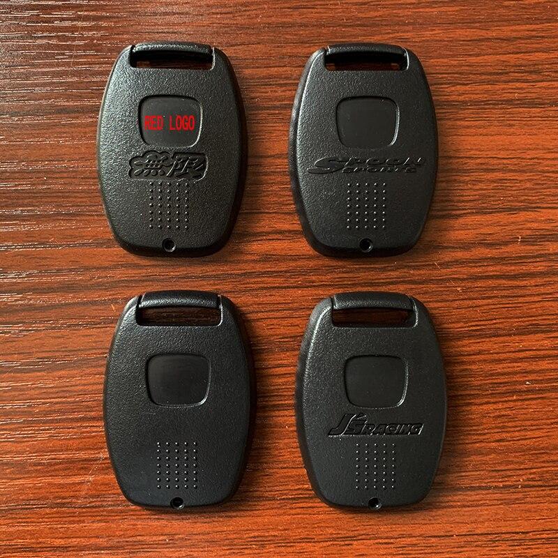 MUGEN JDM красный H тип R брелок для ключей задняя крышка значок для HONDA CIVIC ACCORD FA5 FG2 FB6 CRZ OEM