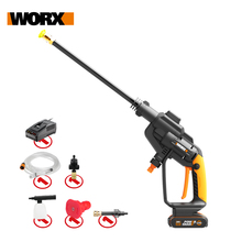 Car-Washer Cleaner Worx Hydroshot WG620E.3 Portable High-Pressure Wireless 20V Handheld