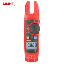 UNI-T200A Digital True RMS Multimeter Holder UT256B AC DC Current Clamp Meter NCV Tester Voltmeter Ohm Auto Range Plus habotest digital ncv clamp meter multimeter auto range true rms ac dc volt amp resistance temp capacity frequency tester