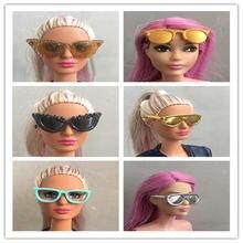 Оригинальные Модные солнцезащитные очки fr doll красочные украшения