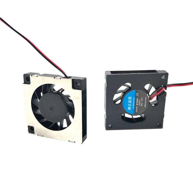 3D Printer accessories 12V 24V 4010 DC turbo fan bearing blower cooling fans GVU