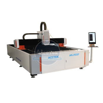 High sped industrial metal cutting fiber laser equipment