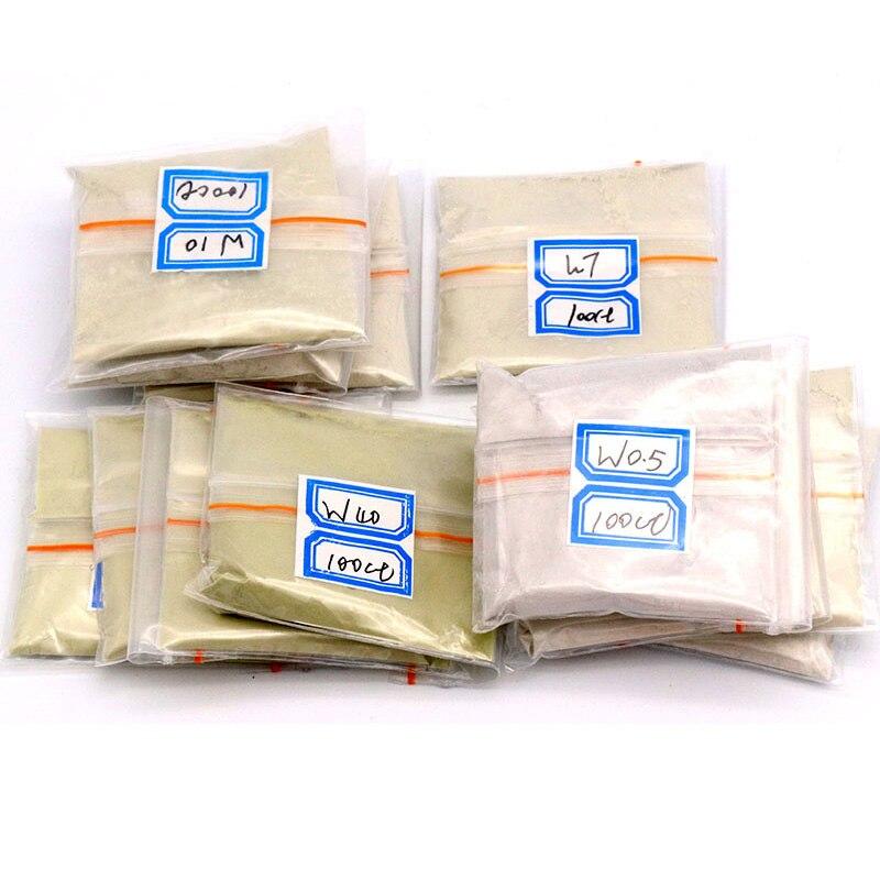 20g/bag Abravise Polishing Powder Diamond Micron Powder Polishing Tools For Gemstones Jade Ceramics Carbide