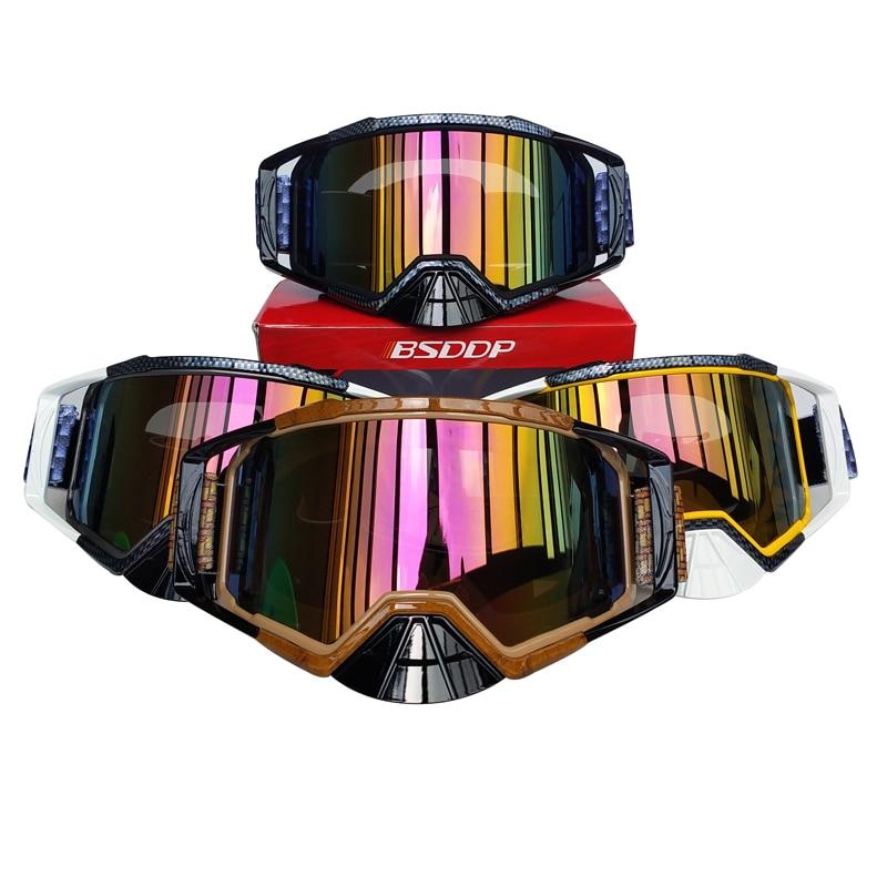 MX Motorcycle Goggles Motocross Goggles Off Road Helmet Googles Sunglasses Dirt Bike Motorcycle Glasses Outdoor Moto Goggle