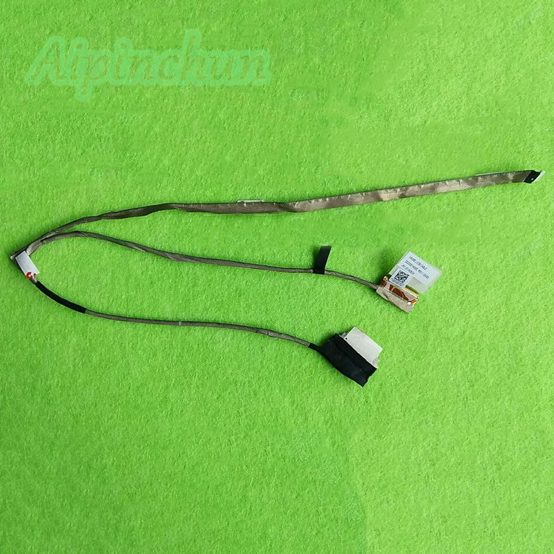 New VAW00 LVDS Cable For Dell Inspiron 15R 3521 3537 5521 V2521D 5535 5537 DR1KW LCD LVDS Cable DC02001MG00 CN-0DR1KW HD