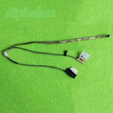 Nova VAW00 15R LVDS Cable Para Dell Inspiron 3521 3537 5521 5535 5537 DR1KW V2521D LCD Cabo LVDS DC02001MG00 CN-0DR1KW HD